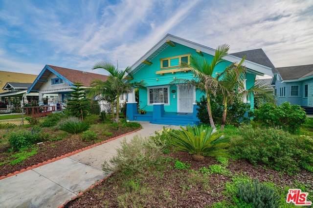 1448 W Vernon Avenue, Los Angeles (City), CA 90062 (#20547772) :: Keller Williams Realty, LA Harbor