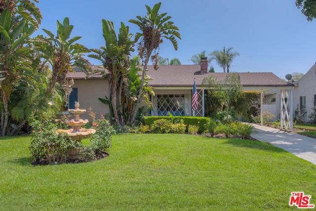 4734 Sunnyslope Avenue, Sherman Oaks, CA 91423 (#20545516) :: Powerhouse Real Estate