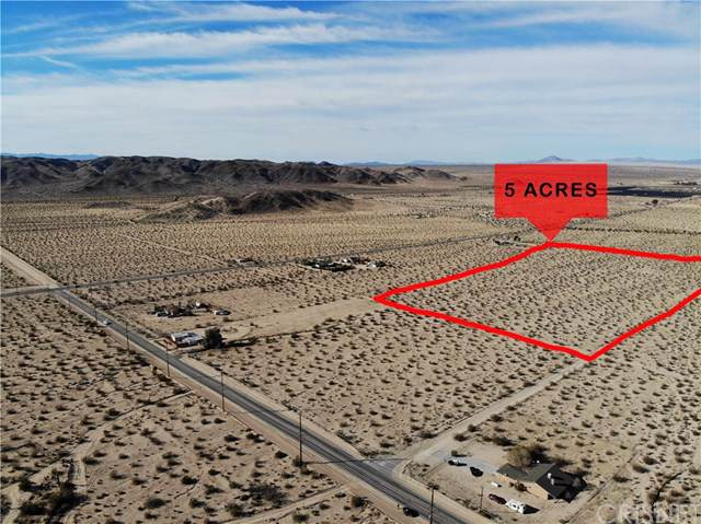 5217 Pearl Springs Ave, 29 Palms, CA  (#SR20018178) :: A|G Amaya Group Real Estate