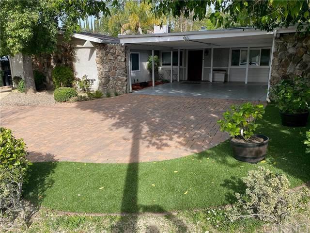 7050 Deveron Ridge Road, West Hills, CA 91307 (#SR20018524) :: Sperry Residential Group