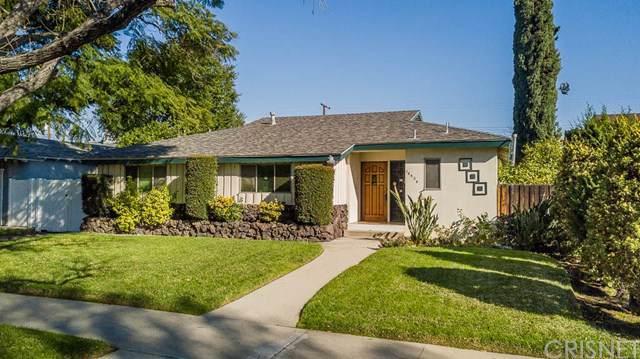 10534 Collett Avenue, Granada Hills, CA 91344 (#SR20015226) :: Fred Sed Group