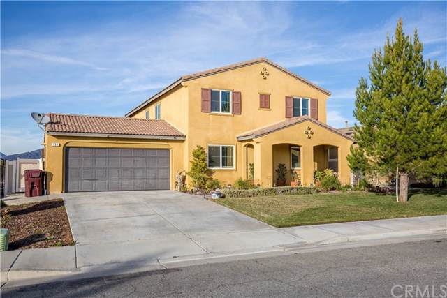 794 Targa Lane, Beaumont, CA 92223 (#EV20018608) :: Team Tami