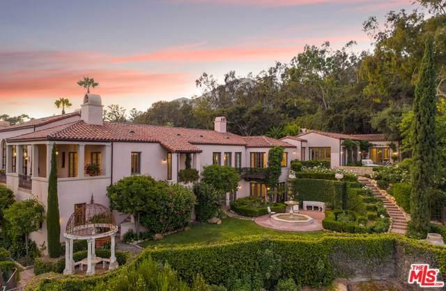 1050 Cold Springs Road, Santa Barbara, CA 93108 (#20547932) :: Sperry Residential Group