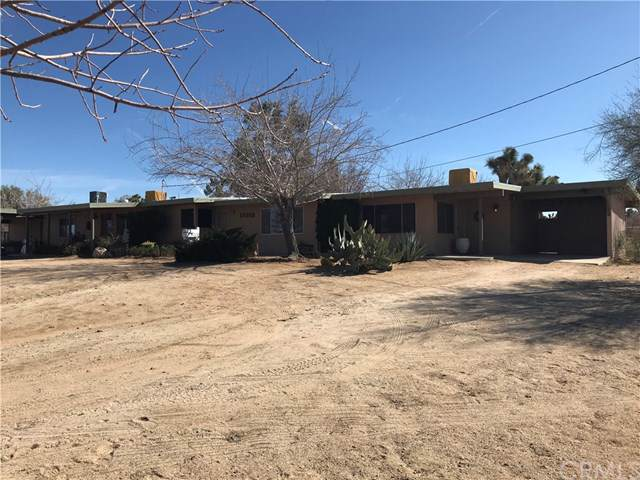 7541 Bonita Trail, Yucca Valley, CA 92284 (#JT20018732) :: The Marelly Group | Compass