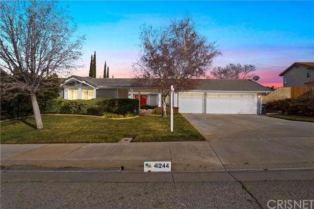 41244 Sequoia Avenue, Palmdale, CA 93551 (#SR20013810) :: RE/MAX Masters
