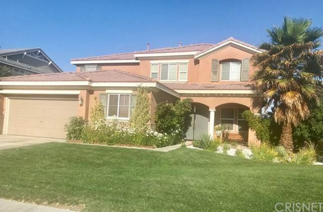 38155 Desert Hawk Drive, Palmdale, CA 93552 (#SR20018575) :: Go Gabby