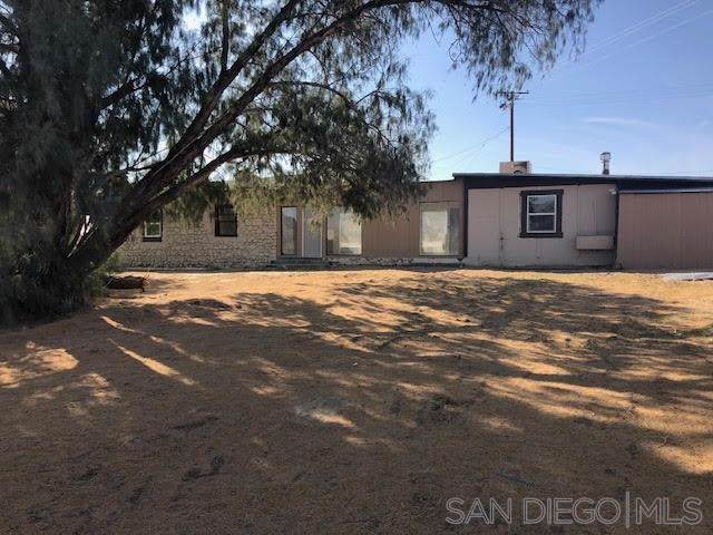 51714 29 Palms Hwy, Morongo Valley, CA 92256 (#200004359) :: Twiss Realty