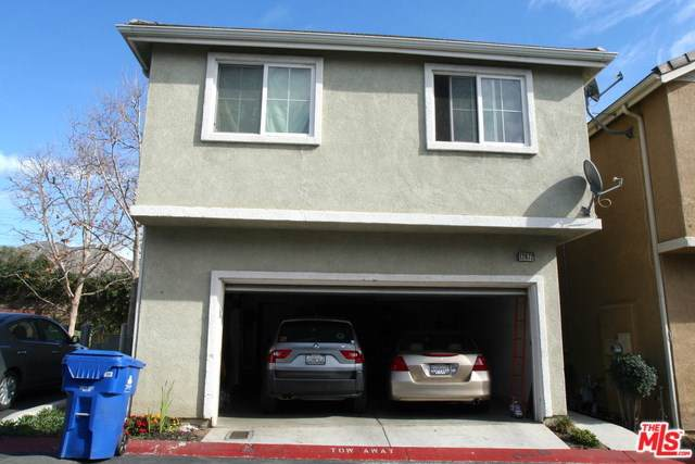 12872 Four Palms Lane, Sylmar, CA 91342 (#20548000) :: Fred Sed Group