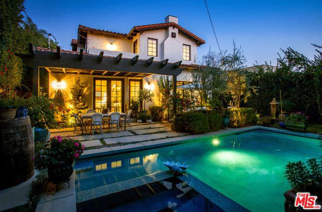 735 N Stanley Avenue, Los Angeles (City), CA 90046 (#20547936) :: RE/MAX Estate Properties