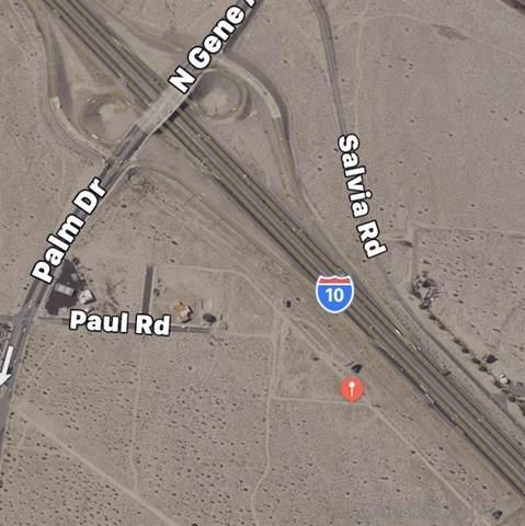 66200 Whipple Road, Desert Hot Springs, CA 92240 (#200004368) :: Twiss Realty