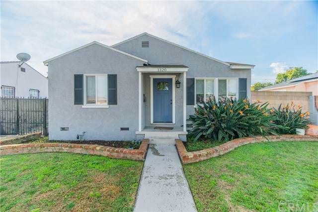 1320 W 34th Street, Long Beach, CA 90810 (#PW20015584) :: Provident Real Estate