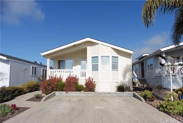 1623 23rd Street #18, Oceano, CA 93445 (#PI20018665) :: Allison James Estates and Homes