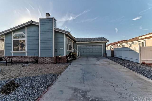 22241 Nisqually Road #168, Apple Valley, CA 92308 (#IV20018951) :: Sperry Residential Group