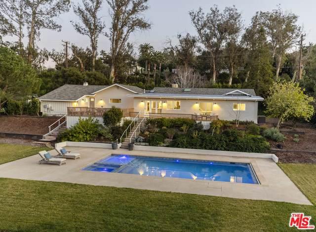 575 Barker Pass Road, Santa Barbara, CA 93108 (#20548084) :: Team Tami