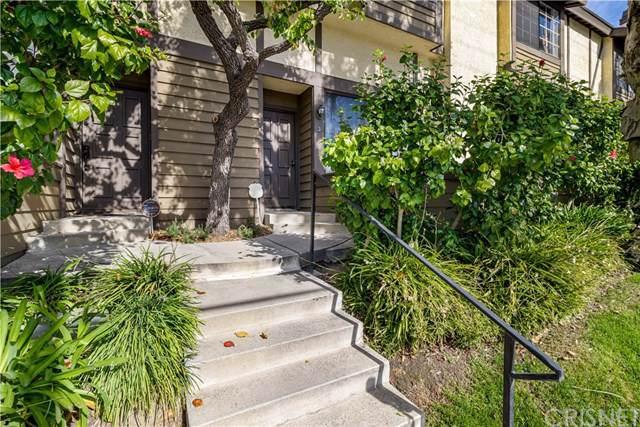 21241 Lassen Street #3, Chatsworth, CA 91311 (#SR20018967) :: The Miller Group