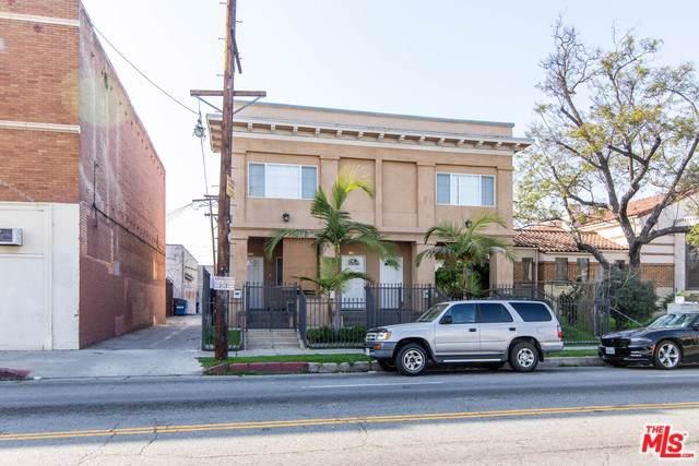 1837 Arlington Avenue, Los Angeles (City), CA 90019 (#20547000) :: The Miller Group