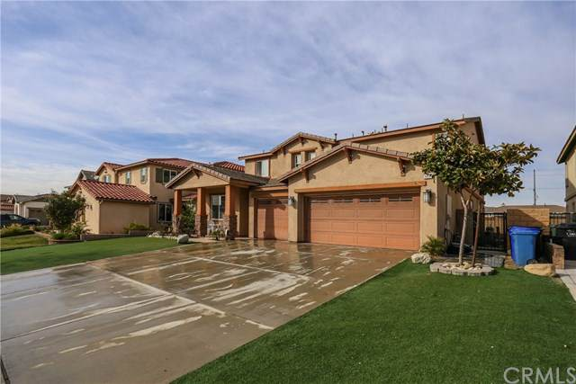 16258 Carmine Street, Fontana, CA 92336 (#MB20019030) :: Sperry Residential Group