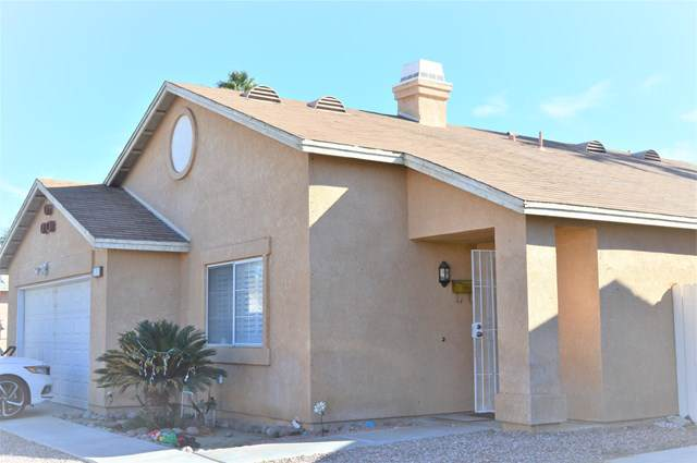 47800 Madison Street #197, Indio, CA 92201 (#219037716PS) :: Blake Cory Home Selling Team