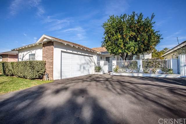 15743 Cohasset Street, Van Nuys, CA 91406 (#SR20019059) :: The Miller Group
