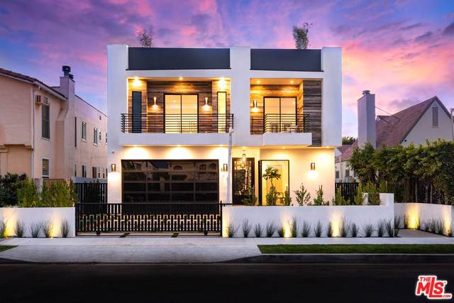 7952 W 4TH Street, Los Angeles (City), CA 90048 (#20546662) :: The Miller Group