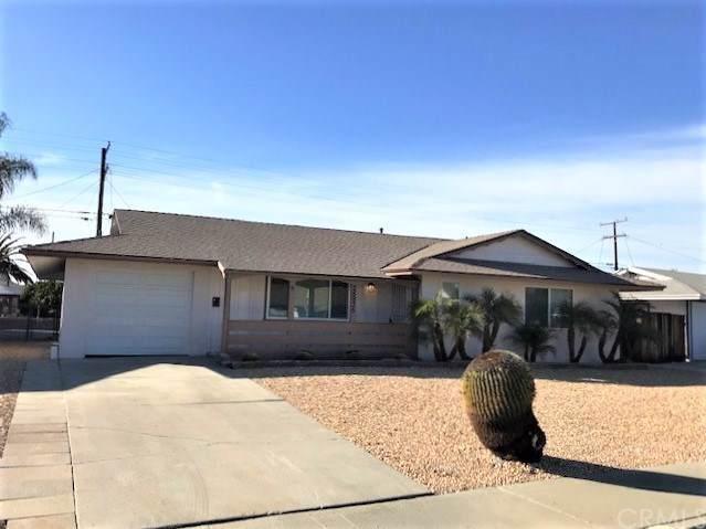 28935 Carmel Road, Sun City, CA 92586 (#SW20018473) :: Doherty Real Estate Group