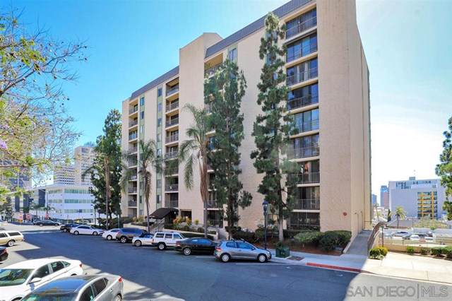 1514 7th Ave #306, San Diego, CA 92101 (#200004436) :: RE/MAX Empire Properties