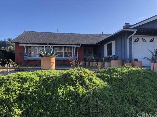 322 Briar Creek Road, Diamond Bar, CA 91765 (#CV20019202) :: Allison James Estates and Homes