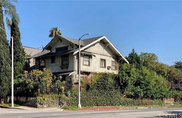 260 S Reno Street, Los Angeles (City), CA 90057 (#OC20019121) :: The Brad Korb Real Estate Group