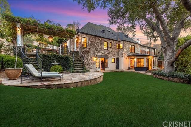 14377 Millbrook Drive, Sherman Oaks, CA 91423 (#SR20017426) :: Team Tami