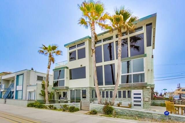 3801 Ocean Front Walk, San Diego, CA 92109 (#200004449) :: Go Gabby