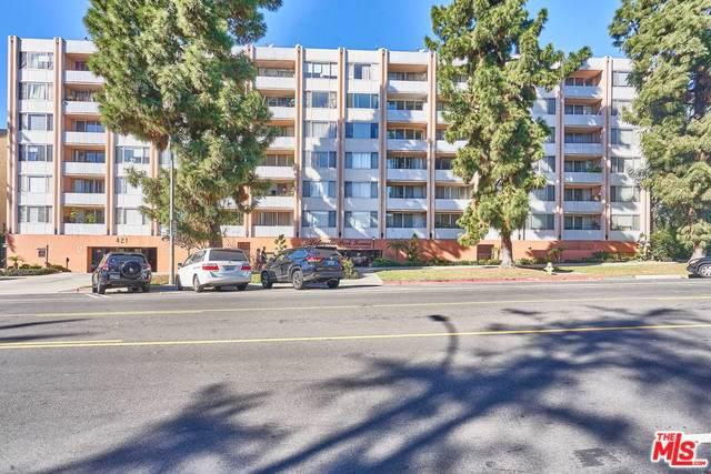 421 S La Fayette Park Place #609, Los Angeles (City), CA 90057 (#20546566) :: Crudo & Associates