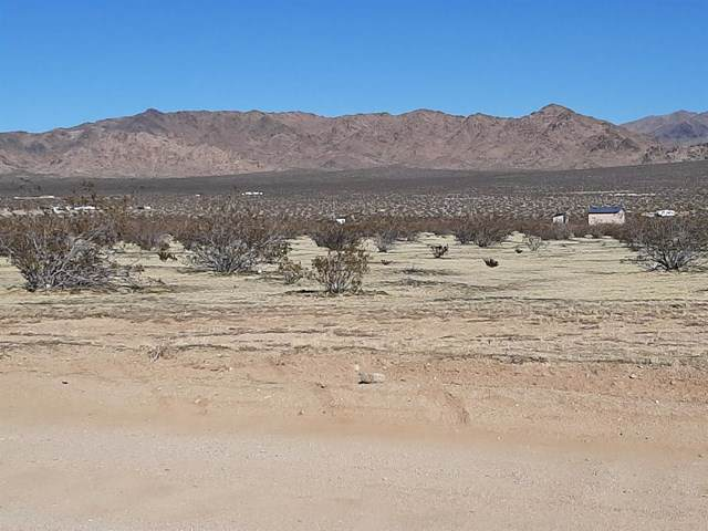 0 Lucerne Valley Cutoff, Lucerne Valley, CA 92356 (#521549) :: Doherty Real Estate Group