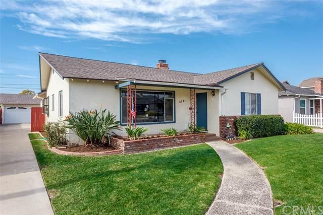 454 N Shattuck Place, Orange, CA 92866 (#PW20019224) :: The DeBonis Team