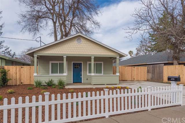 490 E 20th Street, Chico, CA 95928 (#SN20019106) :: The Laffins Real Estate Team