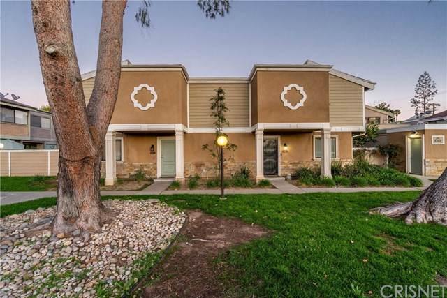 10730 Woodley Avenue #4, Granada Hills, CA 91344 (#SR20003698) :: Fred Sed Group
