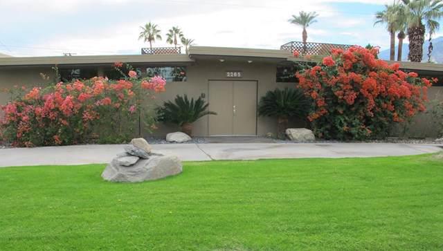 2265 Amado Road, Palm Springs, CA 92262 (#219037741PS) :: Crudo & Associates