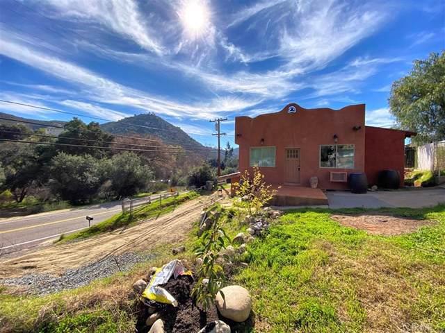 431 Harbison Canyon Rd., El Cajon, CA 92019 (#200004498) :: The Najar Group