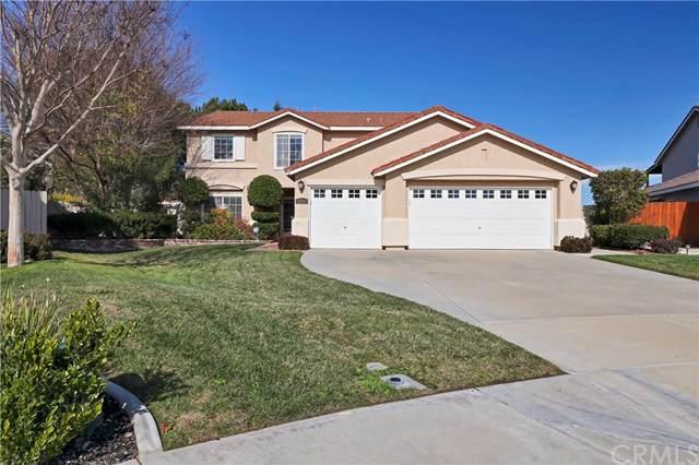 33512 Corte Porfirio, Temecula, CA 92592 (#SW20019021) :: Allison James Estates and Homes