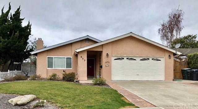 653 Victoria Way, Arroyo Grande, CA 93420 (#SP20019552) :: RE/MAX Parkside Real Estate