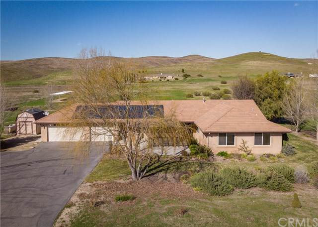 76880 Barker Road, San Miguel, CA 93451 (#SP20019498) :: Allison James Estates and Homes