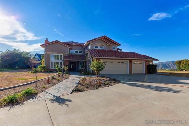 14582 Ranch Trail Dr, El Cajon, CA 92021 (#200004530) :: The Najar Group