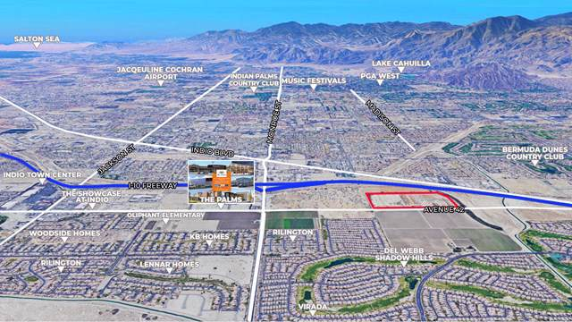 0 Ave 42 & Monroe St, Indio, CA 92202 (#219037767DA) :: Steele Canyon Realty