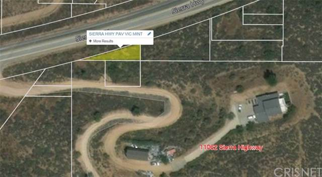 1 Vac/Sierra Hwy Pav /Vic Mi, Agua Dulce, CA 91350 (#SR20019724) :: The Ashley Cooper Team