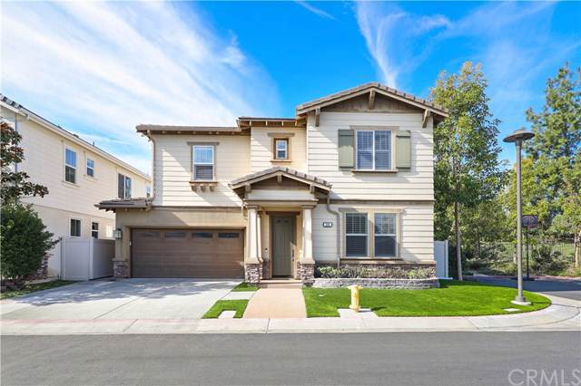 205 Summit Vista, Lake Forest, CA 92630 (#OC20019640) :: Fred Sed Group