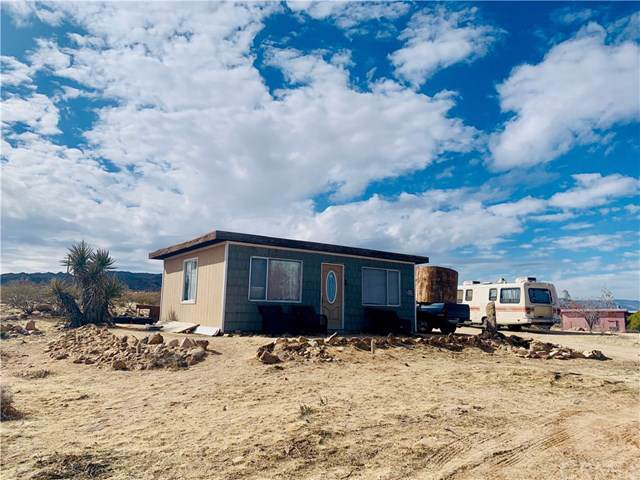 0 Old Woman Springs Road, Johnson Valley, CA 92285 (#JT20019575) :: Wendy Rich-Soto and Associates