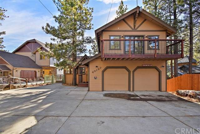 40127 N Shore Drive, Fawnskin, CA 92333 (#CV20019015) :: A|G Amaya Group Real Estate