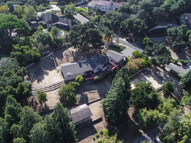 11623 Dawson Drive, Los Altos Hills, CA 94024 (#ML81780485) :: Rogers Realty Group/Berkshire Hathaway HomeServices California Properties