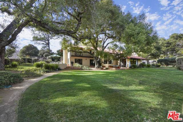 980 Crater Oak Drive, Calabasas, CA 91302 (#20548398) :: Fred Sed Group