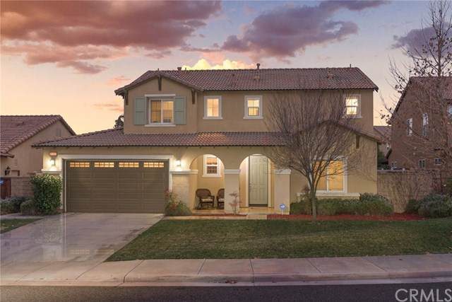 29387 Cottage Court, Menifee, CA 92584 (#SW20019824) :: Allison James Estates and Homes