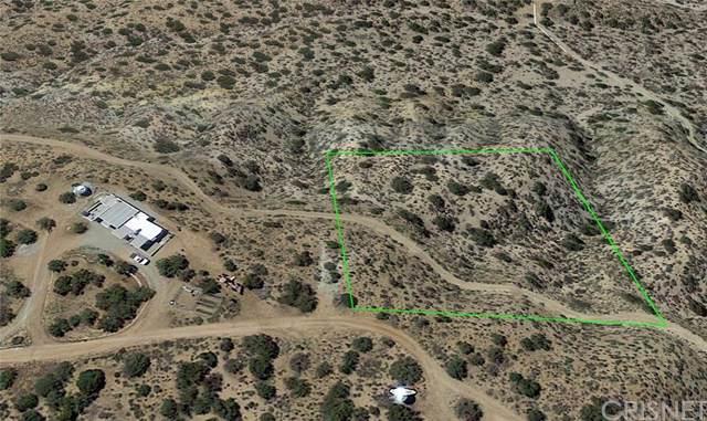 18300 Holcomb Ridge Rd, Llano, CA 93544 (#SR20019876) :: eXp Realty of California Inc.